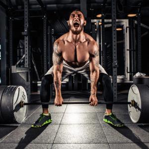 筋力トレーニングで代謝劇的アップ