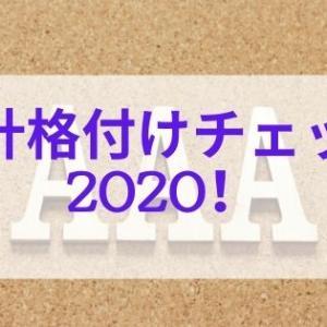 【2020年】あなたの家庭の家計格付けは?家計格付けチェック2020!(やってみた)