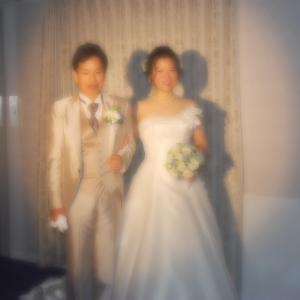 コロナ真っ最中の結婚式 その④