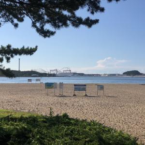 海の公園〜鎌倉〜境川