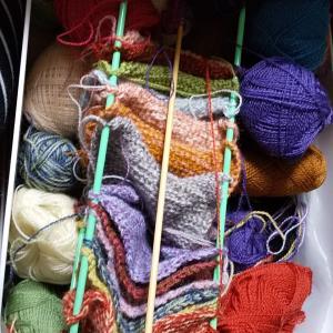 アミアミあみあみ編み編み