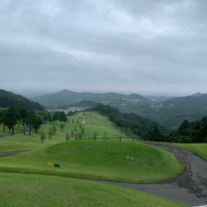 またまたゴルフ行ってきました