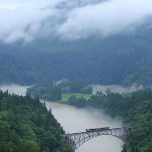 第一鉄橋 2020.07      (只見線)