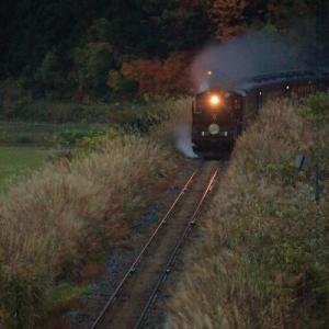 夜汽車は走る      (磐越西線)