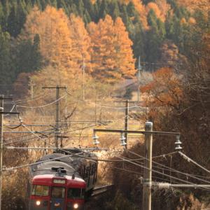 トンネルの その先で       (しなの鉄道)