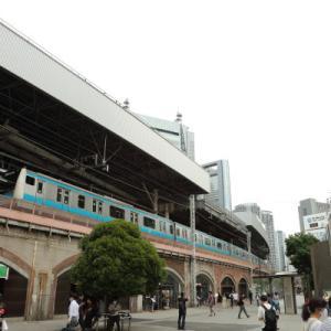 新橋も変わるらしい      (東海道線)