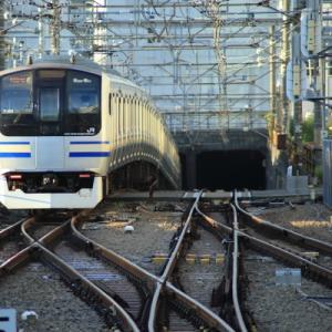 東京トンネル(横須賀線)