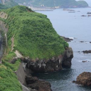 ブルトレと海      (信越本線)