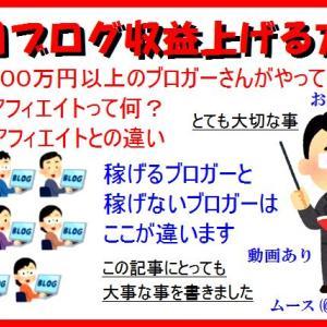 アフィリエイトブログで稼ぐの不可能?月100万円以上はウソ!?