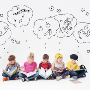 2歳7ヶ月娘、絵本を覚えて音読始める