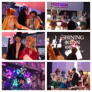 ショーレストラン「美少女戦士セーラームーン -SHINING MOON TOKYO-」閉店によせて