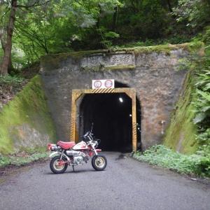 滋賀県道285号 奥川並・尾羽梨ダム・栃の木峠・椿坂峠旧道