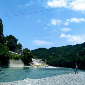 なめた装備で川に遊びに行ったら500m流されて死を思った30歳の夏