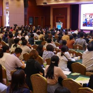 早産児気管支肺発育不良国際シンポジウム2019で講演。。。:広州NICU旅日記(その2)