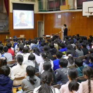 :第61回NICUのいのちの授業 in 帷子小学校