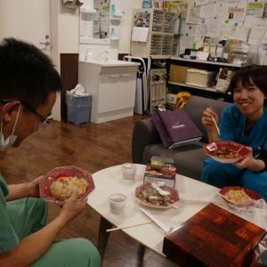 こども医療センターNICU当直の人気の夕飯。。。:横浜中華ダイニングたくみ