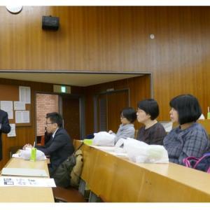 日本大学にて「NICU退院児と家族の生きづらさの緩和を目指したリニューアルNICUと電子育児応援ナビゲーション構想」の講演