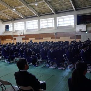 コロナも心配な横浜で、地元中学3年生に贈る言葉。。。:第63回NICUのいのちの授業 in 横浜市立秋葉中学校