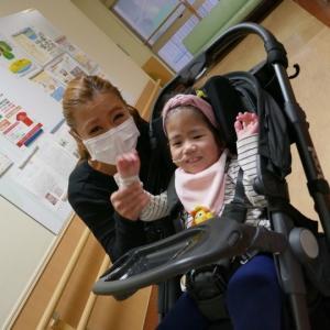 ママさんの職場復帰を喜ぶ子供達の笑顔(医療的ケア児のご家族の職場復帰を応援できる街になれたら。。。)