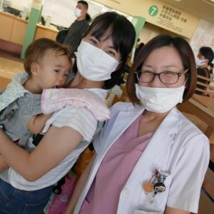 胎児診断から多くの医療者で応援した赤ちゃんとの再会。。。
