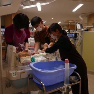 NICU・新生児病棟をクラスター(感染者集団)にしたくない。。。