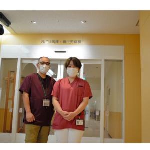 NICUから22年先の未来が今:「命救われたNICUで今度は私が 22年ぶりの再会、看護師の決意 」(朝日新聞デジタル)