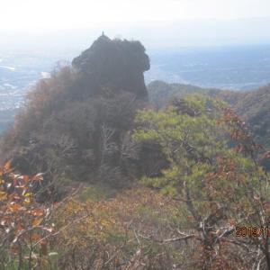 渋川 獅子岩・子持山・浅間山登山 その2