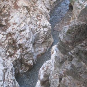 蝉の渓谷とマイナーな滝巡り