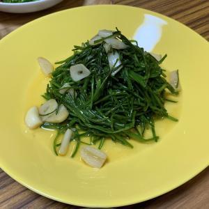オイシックスで人気の野菜を初めて購入!家族にも好評の台湾野菜―水連菜―