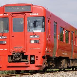 〔今日の交通〕JR九州 キハ220形200番台 久大本線普通