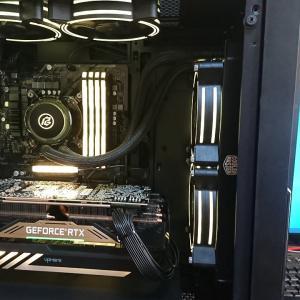 メインの自作PCを分解する