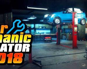 車の修理屋さんシミュレーター Car Mechanic SIMULATOR 2018 ~ Part 1