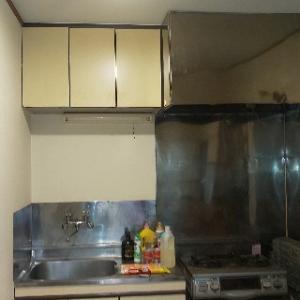 キッチン棚サイズ