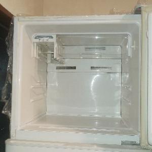 冷蔵庫掃除#14 ワイドハイターパックする2