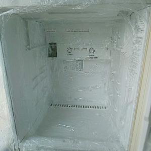 冷蔵庫中段中ワイドハイター紫外線パックする
