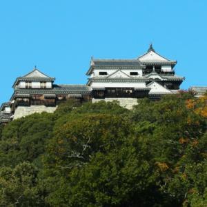 【風景写真】伊予松山城