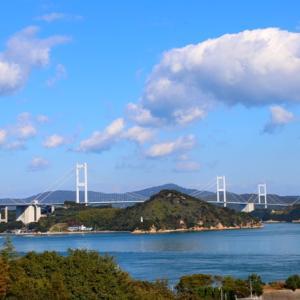 【風景写真】来島海峡大橋