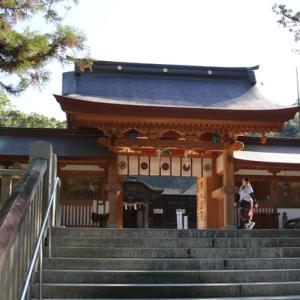 【神社仏閣】日本総鎮守大山祇神社の参拝③