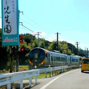 【鉄道写真】JR四国予讃線の8600系特急電車