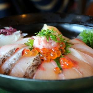 どーや食堂海鮮丼(八幡浜市)