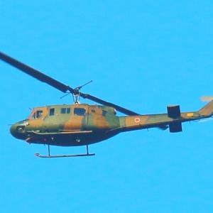 【航空機】汎用ヘリUH-1Jヒューイ、戦術輸送機C-130Hハーキュリーズ