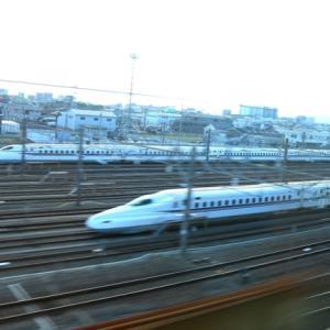 【鉄道写真】JR西日本博多総合車両所岡山支所の新幹線車両N700系