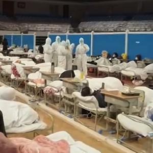 新型コロナウイルス肺炎感染者及び死者増加の一途