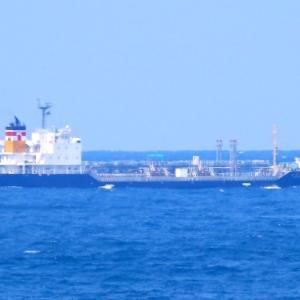 【風景写真】日本海の船舶