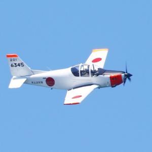 【航空機】小月教育航空隊 T-5練習機の熱心な訓練を励ます!