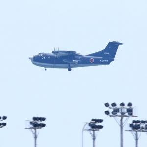 【航空機】海上自衛隊 救難飛行艇 US-2とは?