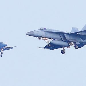 【航空機】戦闘攻撃機 F/A-18E スーパーホーネットの凄さ!