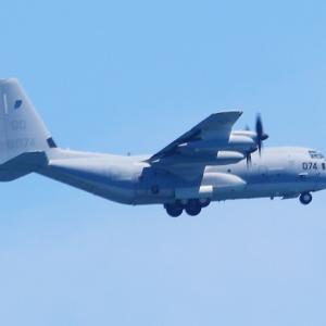 【航空機】岩国航空基地 プロペラ機の魅力