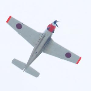 【航空機】海自T-5練習機と空自T-7練習機