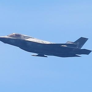【航空機】F-35BライトニングⅡステルス戦闘機